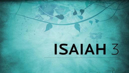 Isaiah 3