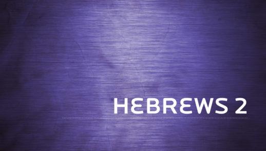 Hebrews 2