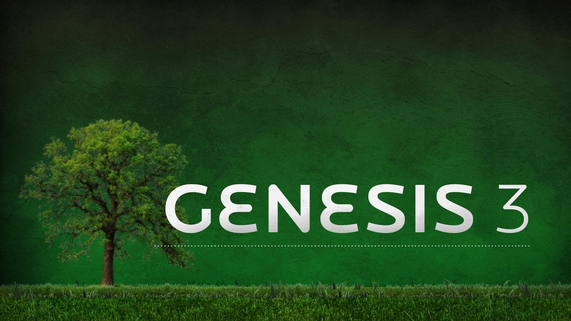 Genesis 3