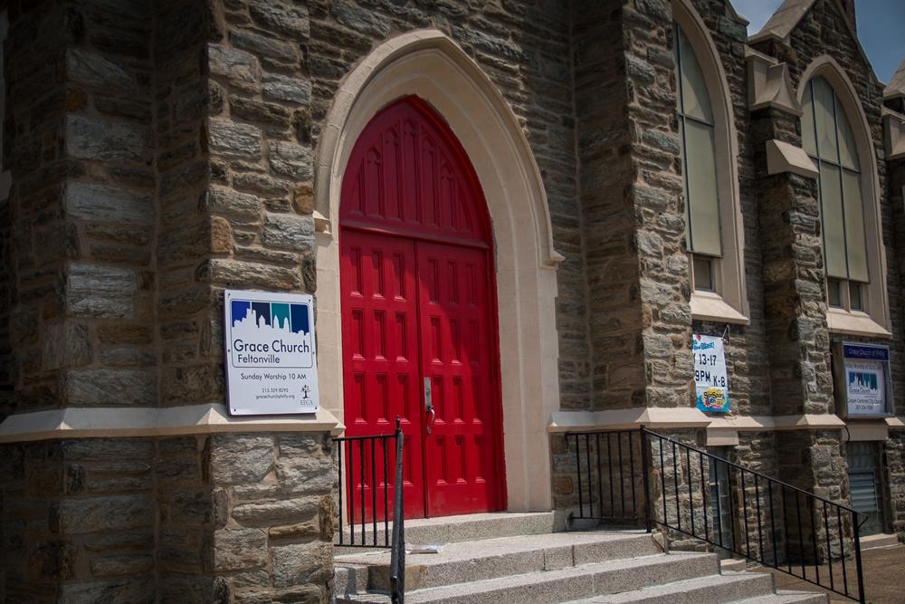 Grace Church of Feltonville